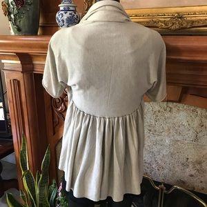 Trina Turk Sweaters - Silk Cashmere Trina Turk Cardigan Shrug Sweater